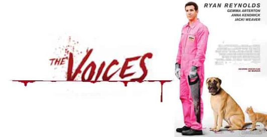 The Voices, Ryan Reynolds, Irish cat